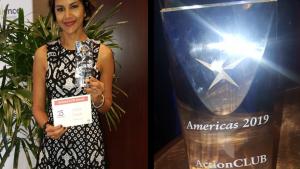 ActionCLUB Winner 2018 North America