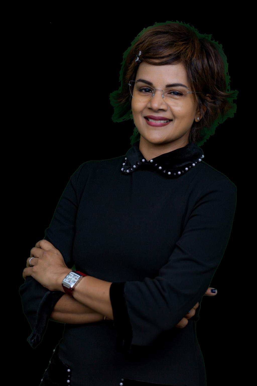 Indira Couch - CEO of ActionEDGE Trinidad & Tobago