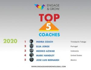 TOP 5 coaches for 2020